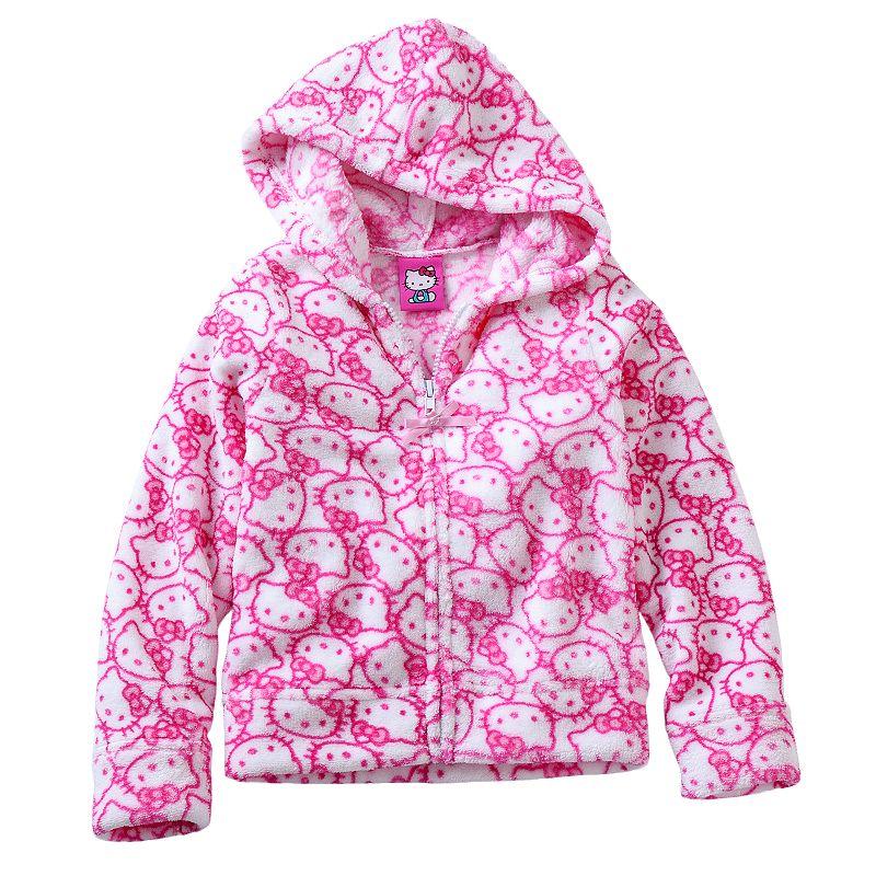 Hello Kitty® Toddler Girl Fleece Hoodie