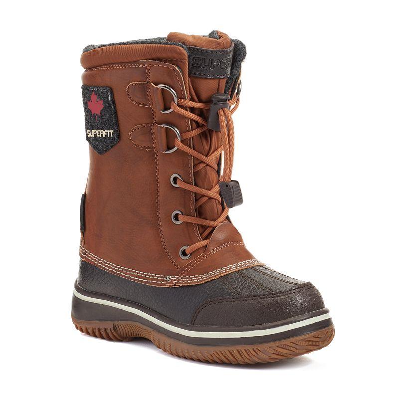 Superfit Unix Boys' Waterproof Winter Boots