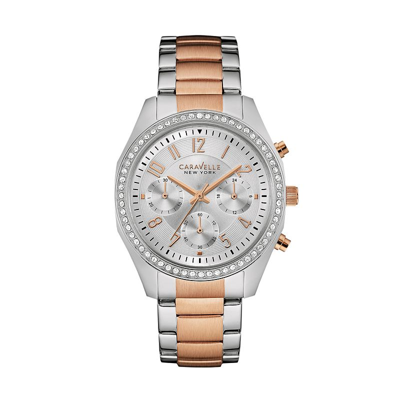 Bulova chronograph womens watch kohl 39 s for Watches kohls