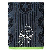 Star Wars Home Tie Fighter Bath Towel