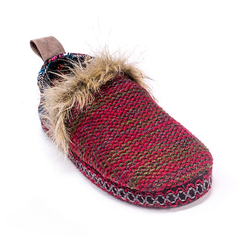 MUK LUKS Women's Ammie Marled Slippers