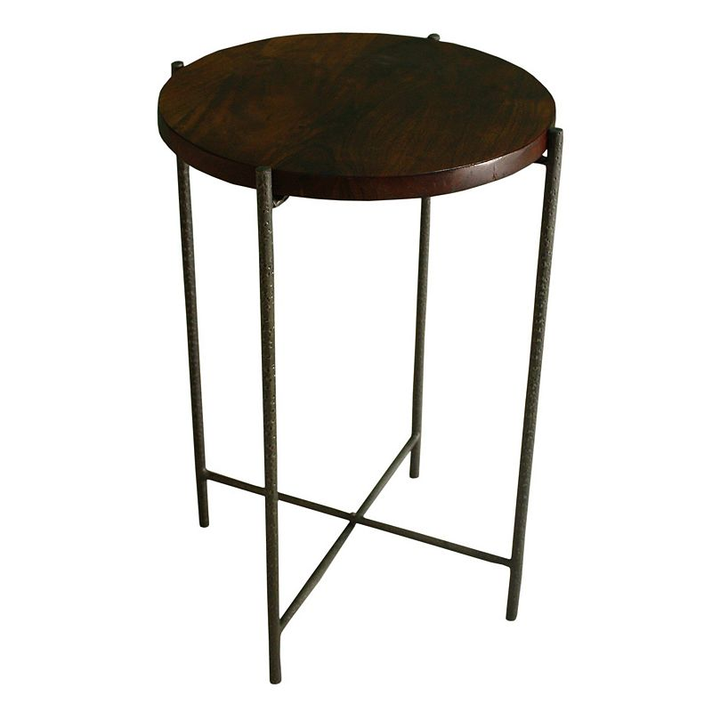 Carolina Forge Chaz Accent Table