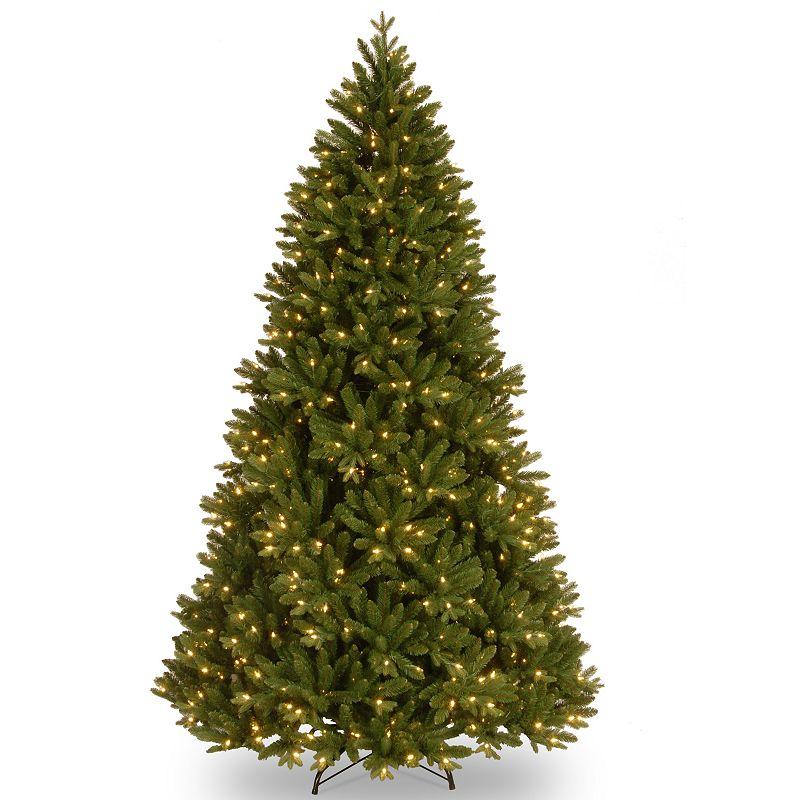 7.5-ft. Pre-Lit ''Feel-Real'' Scandinavian Fir Artificial Christmas Tree
