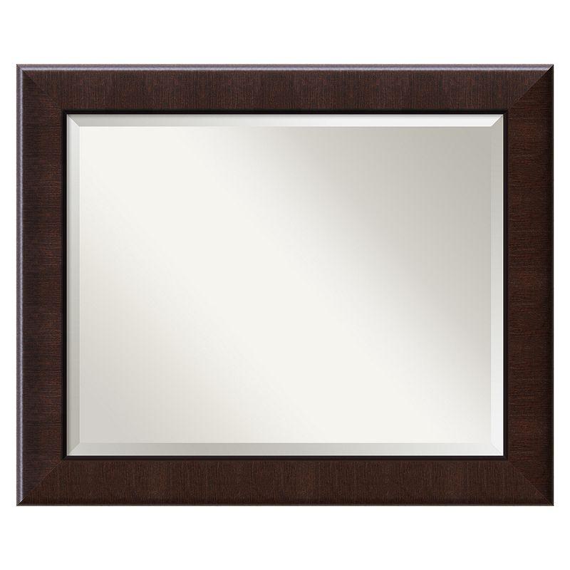 Dark Umber Wall Mirror