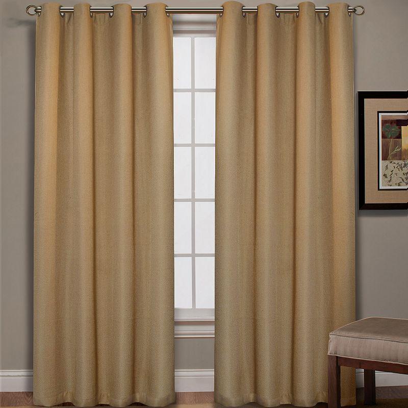 Mika Basketweave Curtain