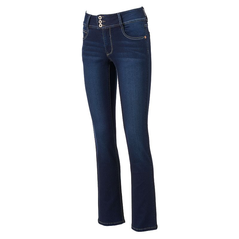 Women's Angels Whiskered Bootcut Jeans