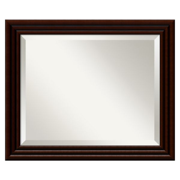 Multi-Tiered Wall Mirror