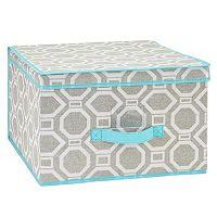 ClosetCandie Dove Grey Storage Box