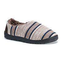 MUK LUKS Men's John Slide Slippers
