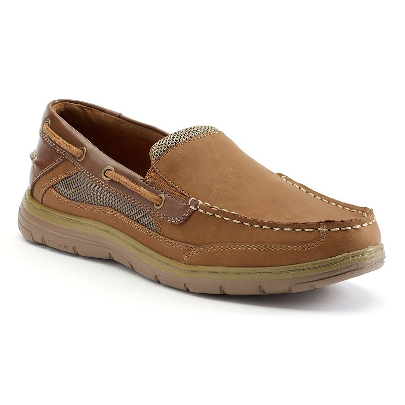 Croft & Barrow® Men's Slip-On Boat Shoes