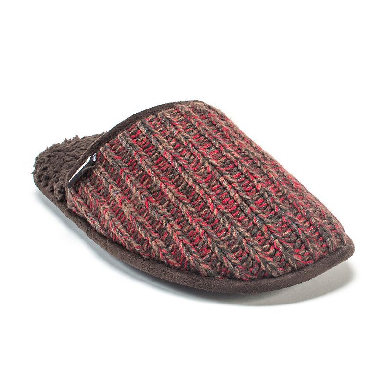 MUK LUKS Men's Gavin Clog Slippers