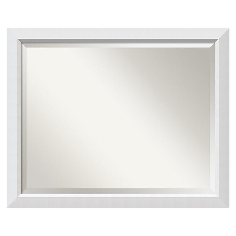 Blanco Beveled Wall Mirror