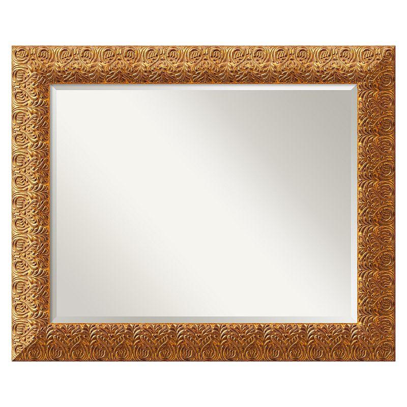 Victorian Beveled Wall Mirror