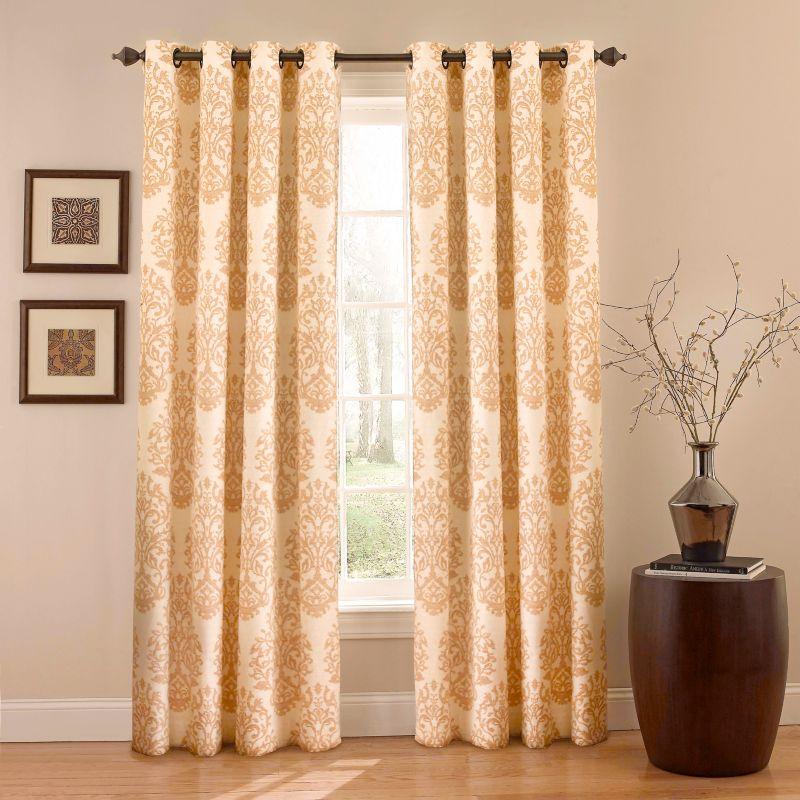 Curtains Elegant Window Treatment | Kohl's