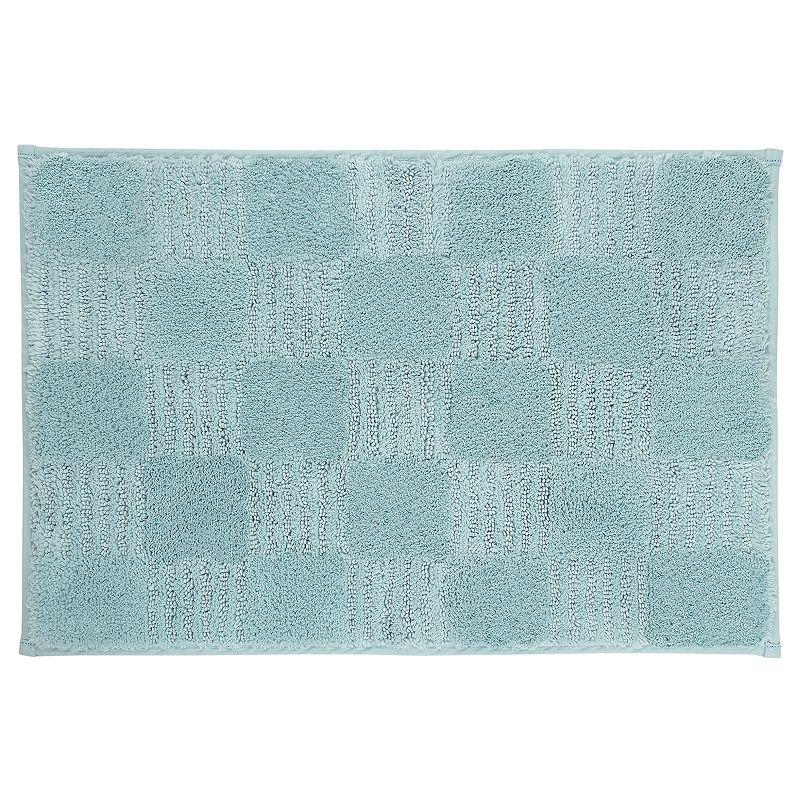 Simply Vera Vera Wang Tile Texture Bath Rug - 17'' x 25''