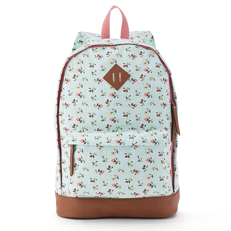 Candie's® Tiffany Dome Floral Backpack