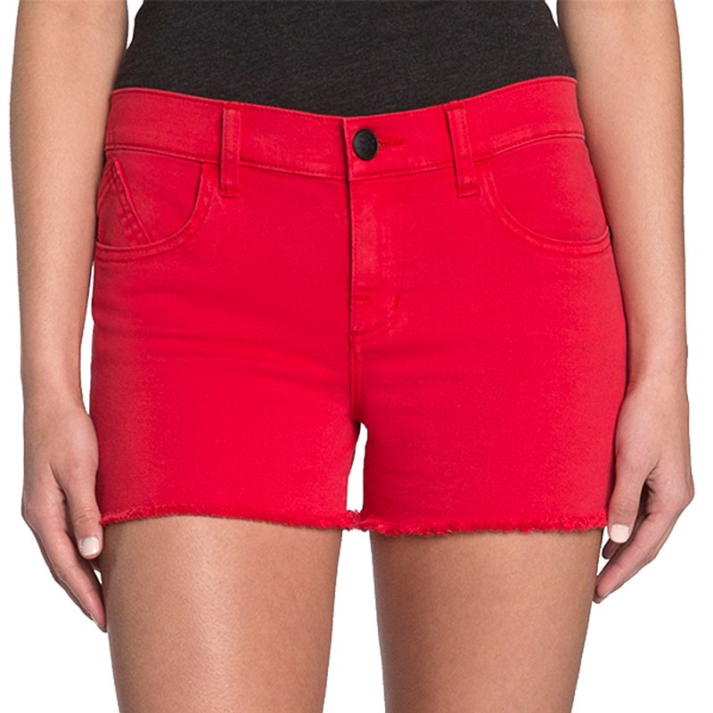 Women's Rock & Republic® Hula Frayed Jean Shorts