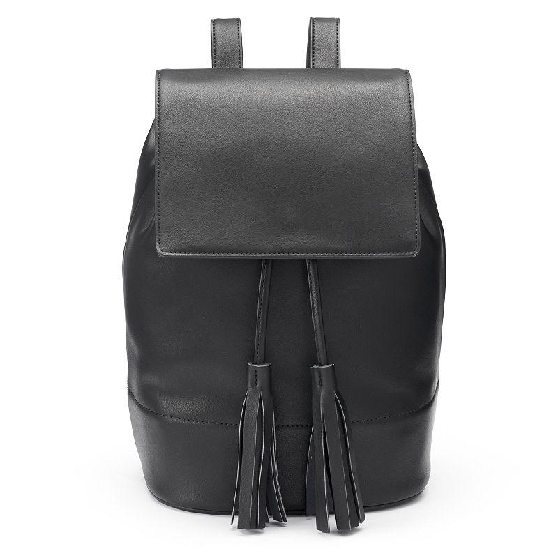 Candie's® Morgan Tassels Backpack