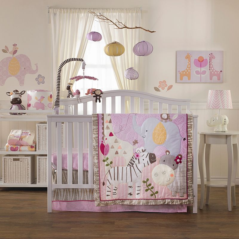 Lolli Living Surina 4-pc. Crib Bedding Set