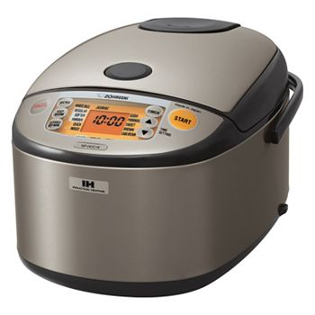 Zojirushi Induction Heating Rice Cooker & Warmer