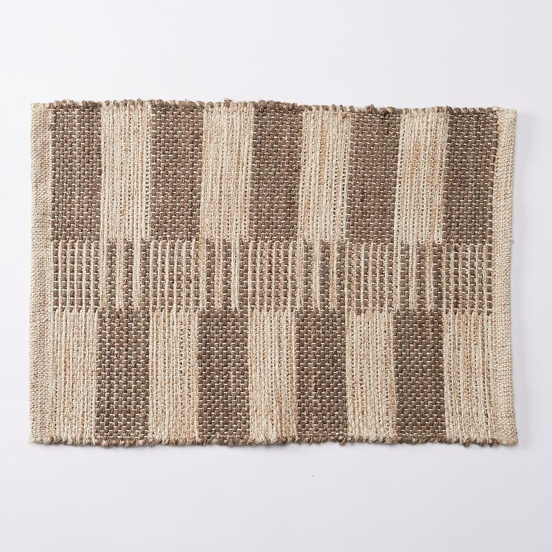 Food Network™ Shifted Stripe Woven Placemat