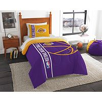 Los Angeles Lakers Soft & Cozy Twin Comforter Set by Northwest