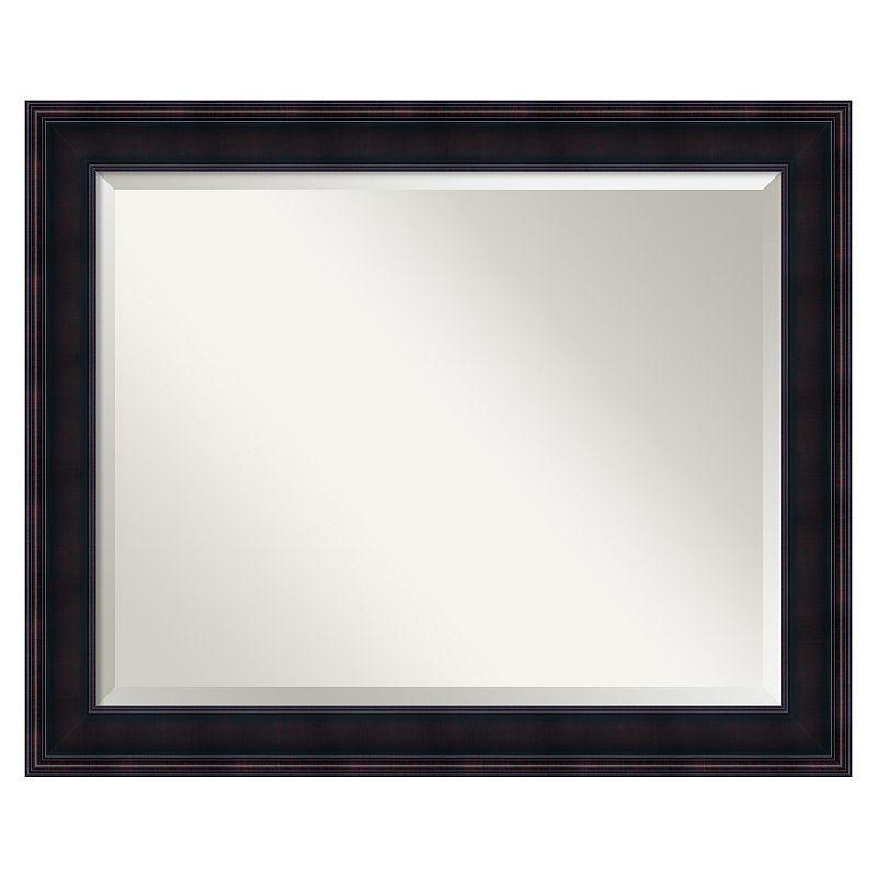 Annatto Beveled Wall Mirror