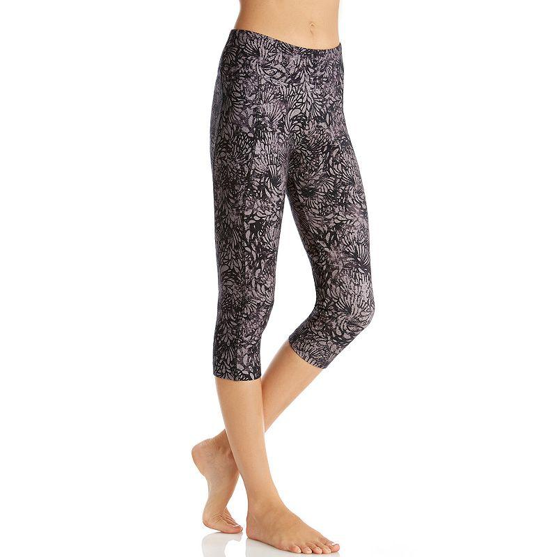 Women's Marika Slimming Printed Capri Workout Leggings