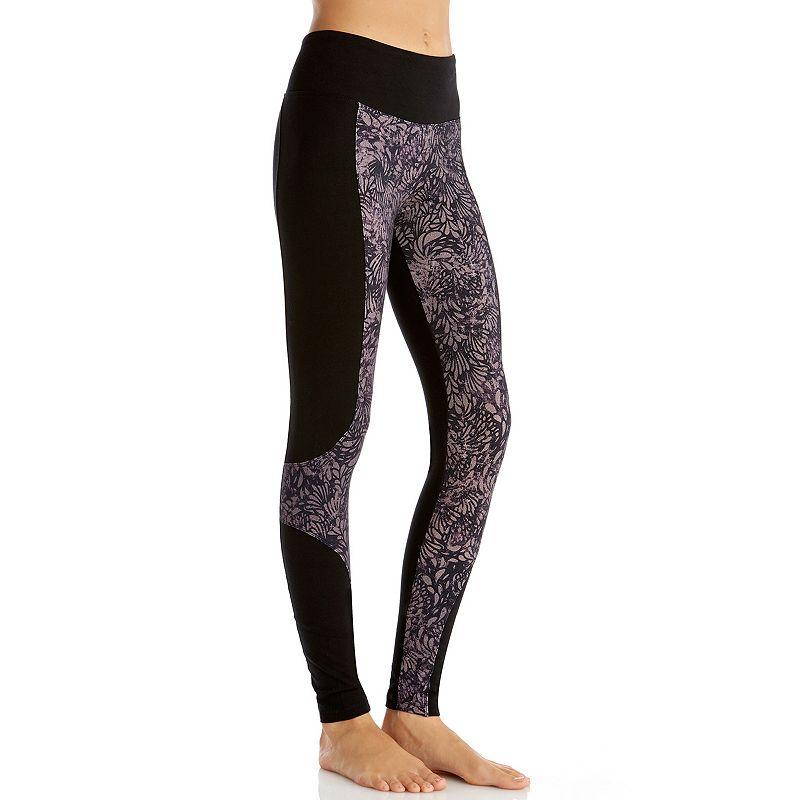 Women's Slimming Framed Workout Leggings