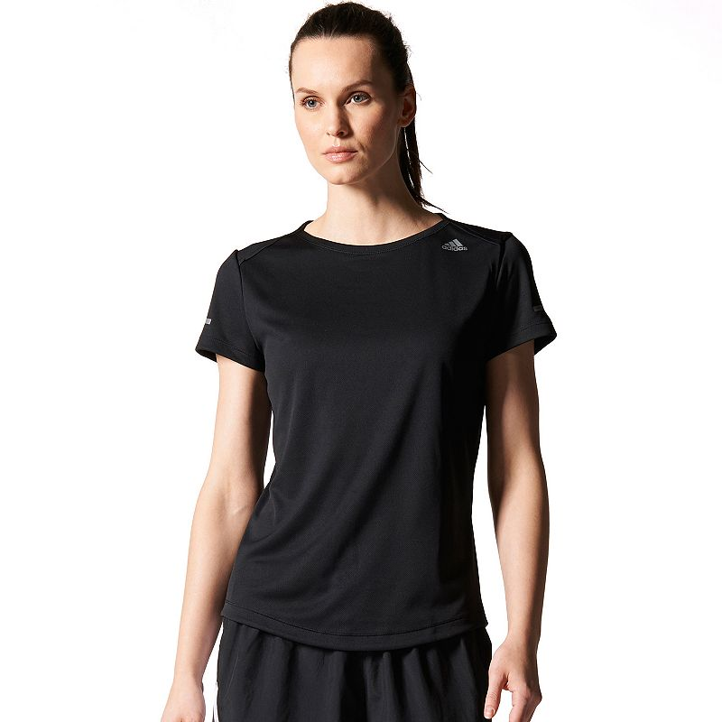 Women's adidas Sequentials climalite Crewneck Running Tee