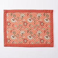 Food Network™ Jacobean Quilted Placemat