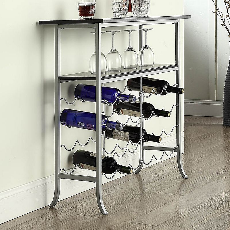 Carolina Forge Ellington Wine Console