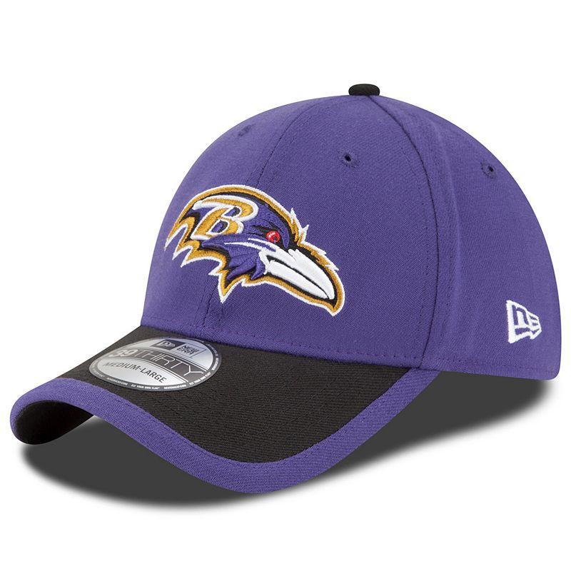 New Era Baltimore Ravens Sideline 39THIRTY Stretch-Fit Cap - Adult