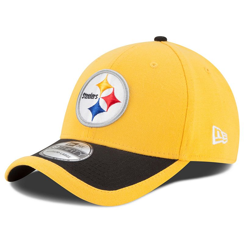 New Era Pittsburgh Steelers Sideline 39THIRTY Stretch-Fit Cap - Adult
