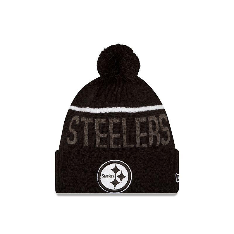 Adult New Era Pittsburgh Steelers Sport Knit Hat