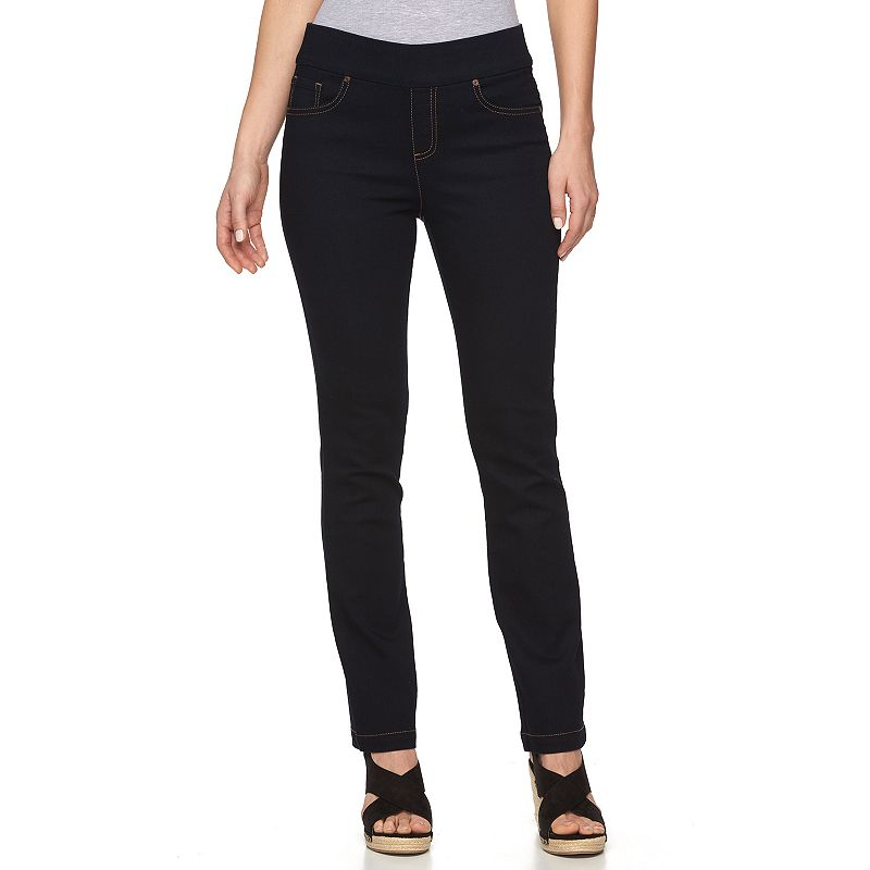 Women's Gloria Vanderbilt Avery Straight-Leg Jeans