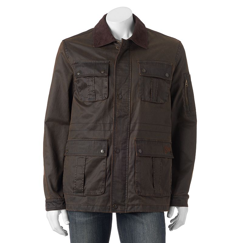 Men's American Outdoors Danielson Wax Finish Hunting Jacket