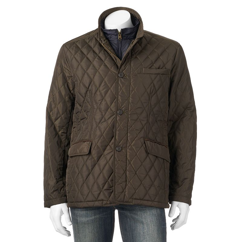 Men's American Outdoors Montana Quilted Jacket