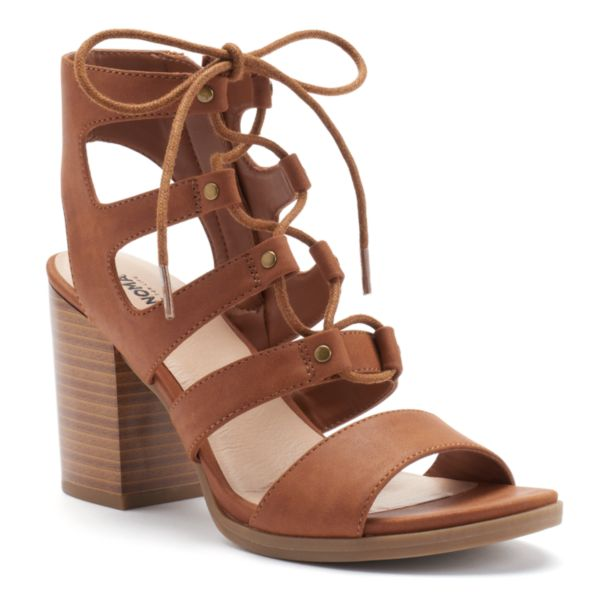 SONOMA Goods for Life™ Women's Lace-Up High Heel Sandals