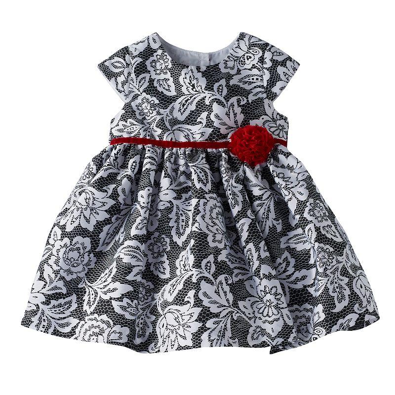 Girls 4-6x Marmellata Classics Faux-Lace Dress