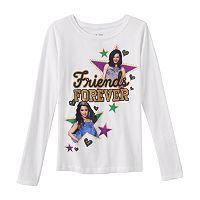 Disney's Descendants Mal & Evie Girls 7-16 Graphic Print Top