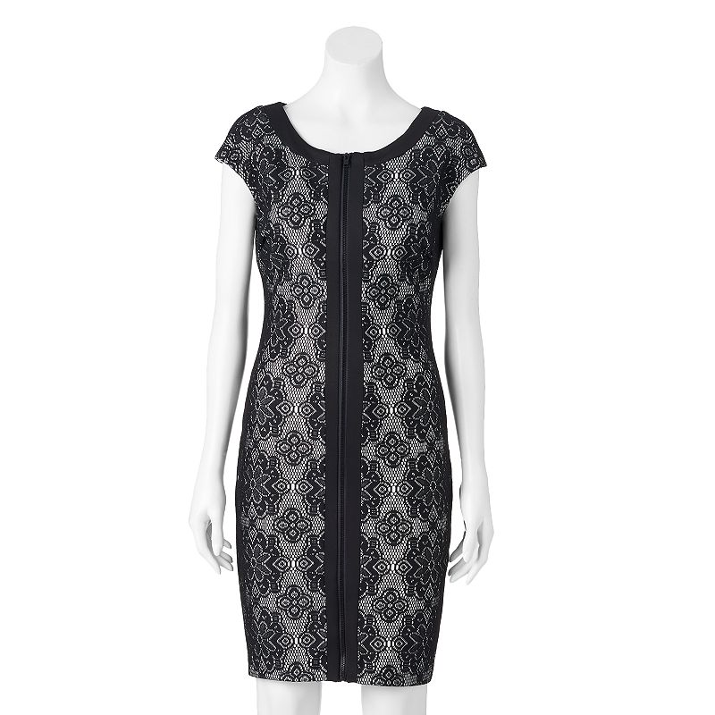 Women's Jax Lace Sheath Dress