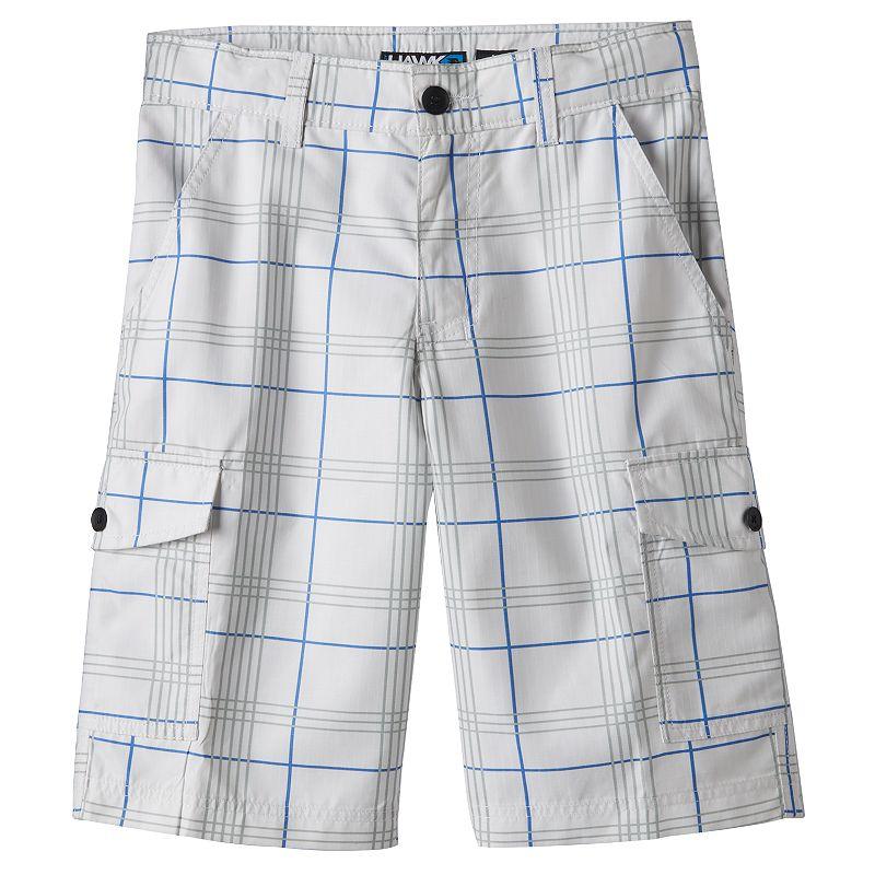 Boys 8-20 Tony Hawk® Easy-Care Microfiber Ripstop Cargo Shorts