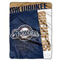 Milwaukee Brewers Strike Raschel Throw by Northwest