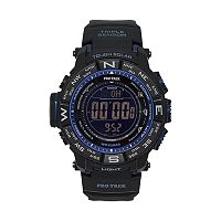 Casio Men's Pro Trek Triple Sensor Digital Atomic Solar Watch - PRW3500Y-1CR