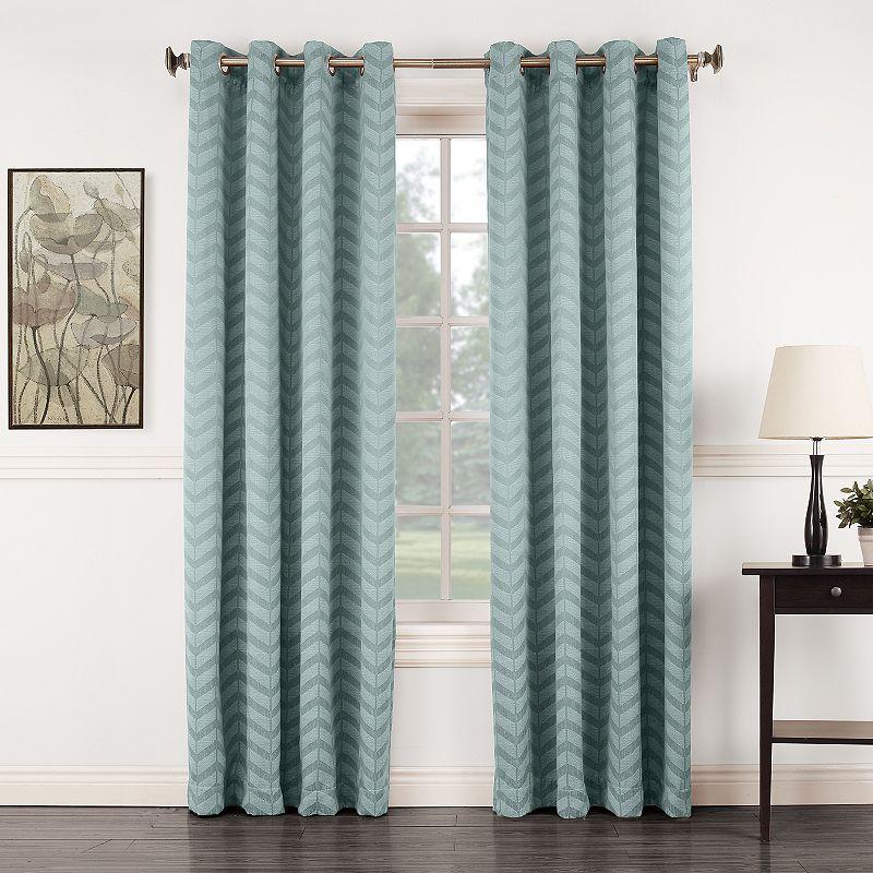 Sun Zero Ramsey Room Darkening Curtain