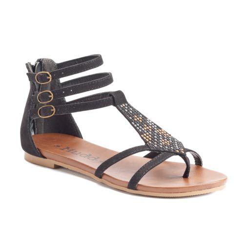 Mudd® Women's Gladiator Sandals