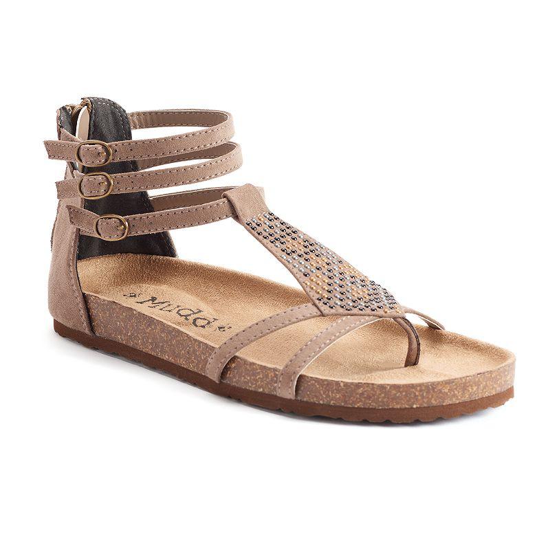 Mudd® Women's Gladiator Thong Sandals