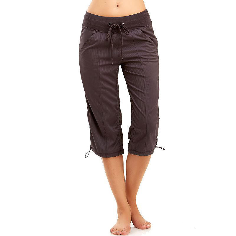 Women's Marika Stretch Workout Capris