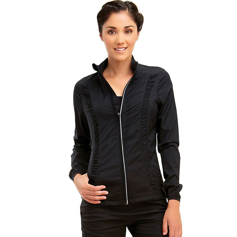 Women's Marika Shirred Workout Jacket